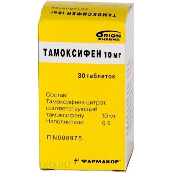Тамоксифен для повышения потенции у мужчин